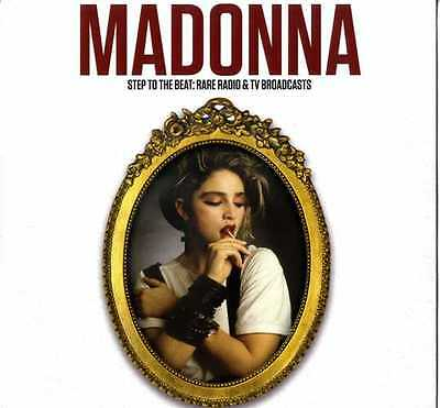 Madonna - Step To The Beat : Rare Radio & Tv Broadcasts Vinyl Lp Sealed Only 500
