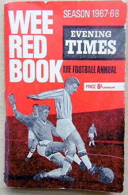 Scottish Football Wee Red Book 1955-56