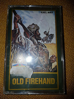 OVP *** Alte Auflage ***** Karl May *** Old Firehand