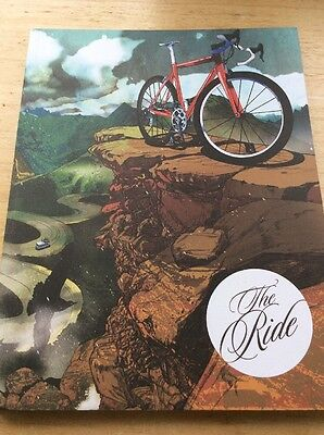 The Ride Journal, Issue 3, Good Condition, #3, Cycling Magazine