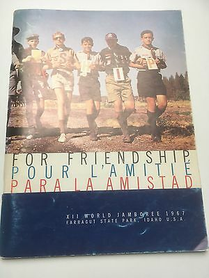 1967 world jamboree souvenir book Jamboree Journal