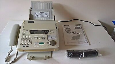 Panasonic KX-FP320 Plain paper fax and copier with auto-answer and speakerphone