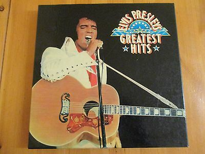 Elvis Presley - Greatest Hits - 7 LP Box Set