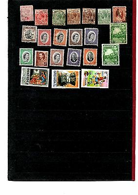 Grenada stamps x 39 from Queen Victoria, commonwealth