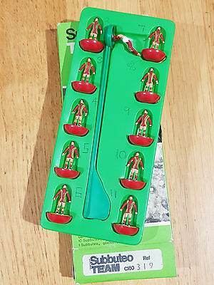 WALES TEAM - SUBBUTEO LW C.100 - Ref.319 - Complete- Boxed - 99p start