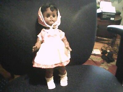 "Vintage Regal "" Black Americana ""  Doll      Canada"