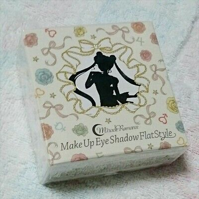 NEW! Sailor moon Miracle Romance Eye Shadow Flat Style with Box Japan F/S