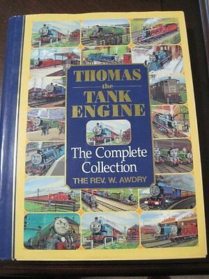 Thomas the Tank Engine The Complete Collection Rev W Awdry hardcover book