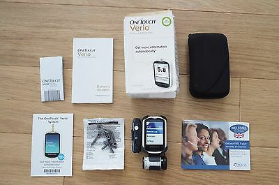 OneTouch Verio Blood Glucose Diabetic Meter/Monitor/System