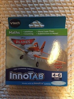 InnoTab Disneys Planes Game
