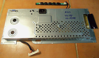Fuente de Alimentacion + Video Board TFT ASUS VS-197  Ref. 715G4995-P04-001-001S