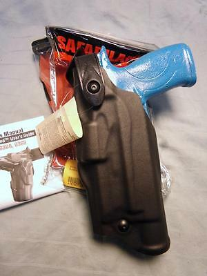 LEFT 6360-2192 STX SAFARILAND ALS/SLS Holster S&W M&P 9/40 w ITI M3 Tac Light