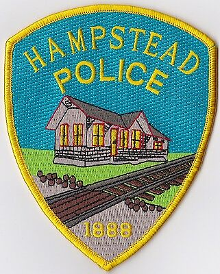 Hampstead Police Maryland Patch NEW!