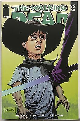 The Walking Dead #52 (Sep 2008, Image) NM