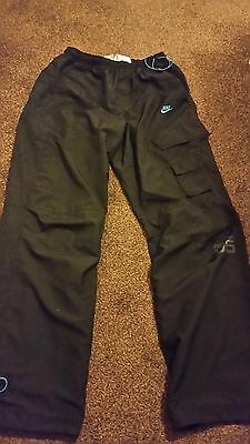 Nike Air Max track suit bottoms size M