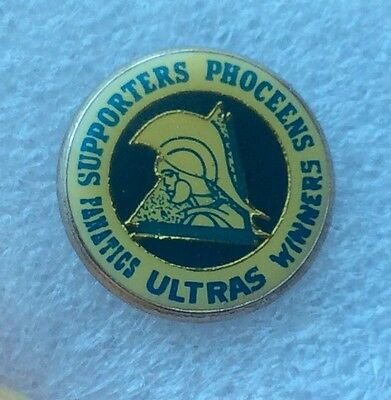 Pin's Football OM .  Fanatics Ultras Winners . Olympique de Marseille