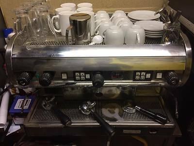 San Marino Lisa 2 Group Commercial Espresso Coffee Machine New Start Up Business