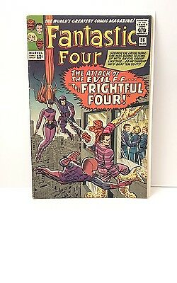Fantastic Four 36 HIGH GRADE