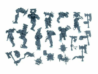 Age of Sigmar - Warbands of Khorne - 5x Blood Warriors - *BITS*