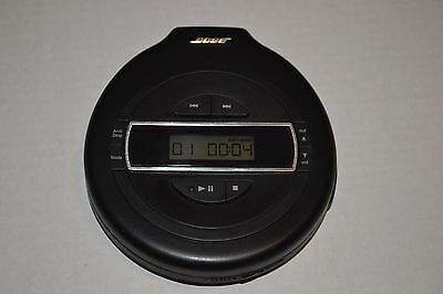 BOSE PM-1 Portable CD Player Walkman Discman Tested Lightly Used