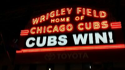 2 Tickets- Cubs vs Tampa Bay, 7-5-2017, 1:20pm- TURNING TWO BOBBLEHEAD SGA