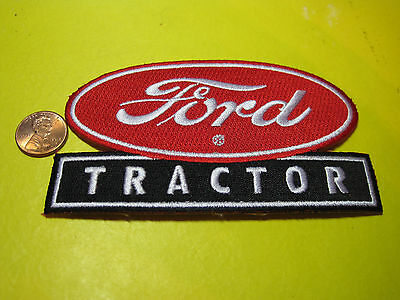 Farm Tractor Patch Ford Tractor Look And Buy Now*