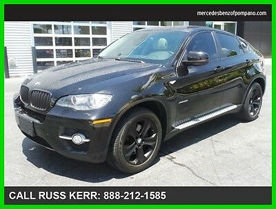 2009 BMW X6 xDrive35i 2009 xDrive35i Used Turbo 3L I6 24V Automatic All Wheel Drive SUV Premium