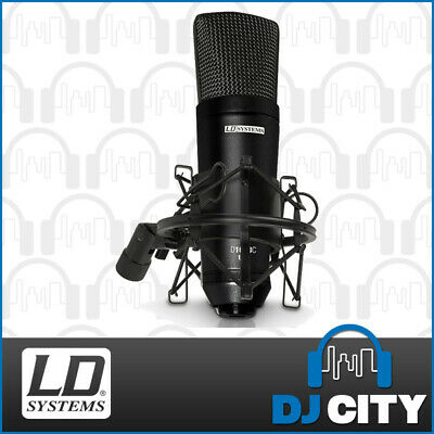 LD Systems D1013-C-USB USB Vocal Recording Microphone