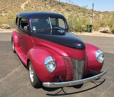 1940 Ford Other  1940 Ford 2D Sedan