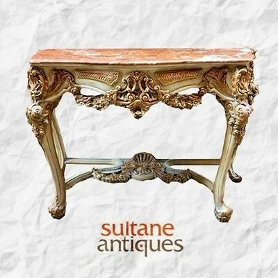 In 8 weeks Majestic Louis XV style console