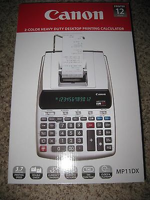 NEW Canon MP-11DX Printing Calculator