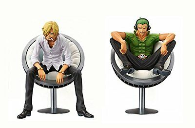 One Piece DXF the Grandline Series Vinsmoke Family Vol.1 Sanji & Yonji Banpresto