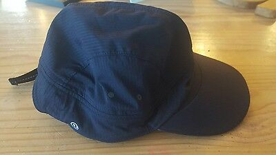 lululemon hat cap black