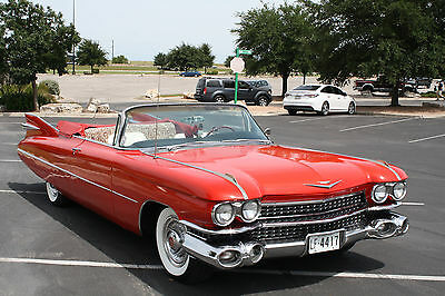 1959 Cadillac Other Series 62 1959 Cadillac Convertible Conversion