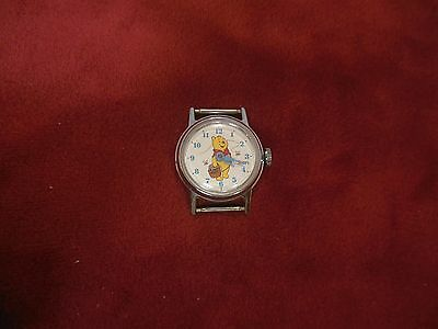 Walt Disney Productions Sears Winnie the Pooh Wind Up Watch from the 1960's