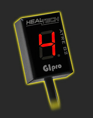 Healtech GIpro G2 A-TRE Gear Position Indicator SUZUKI ALL MODELS / COLOURS