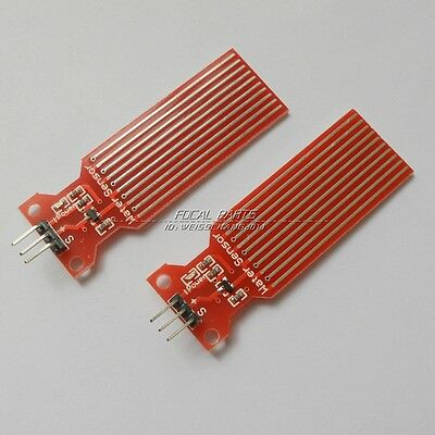 2PCS Water Level Sensor Depth of Detection Water Sensor for Arduino N78