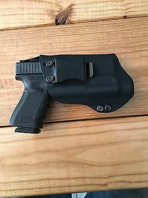 Glock 17/22 with TLR-1 Light Inside Waistband (IWB) Holster