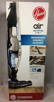 LAST ONE! New Hoover Air Cordless 2 in 1 Lift Bagless Upright Vacuum BH52100