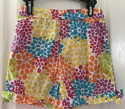 Cute Youth Girls Boutique KELLY's KIDS Colorful Shorts Sz 7-8