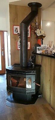 ultimate elite 30 wood fire heater