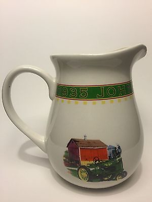 John Deere by Gibson Pitcher