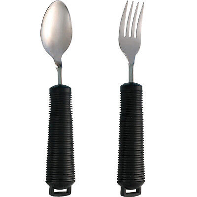 Aidapt® Bendable Spoon And Fork Set