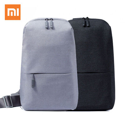 Xiaomi Backpack Urban Leisure Chest Pack  For Men/Women Small Shoulder Rucksack