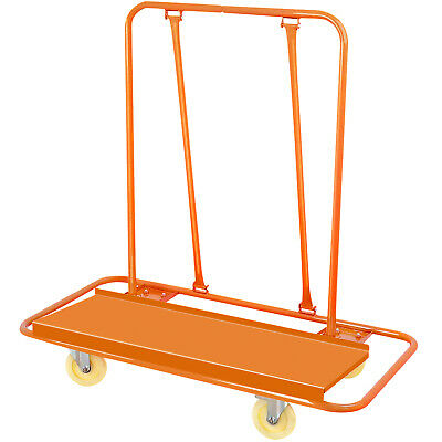 Drywall Cart Dolly Handling Sheetrock Panel 3000LBS Metal Truck Trolley HOT