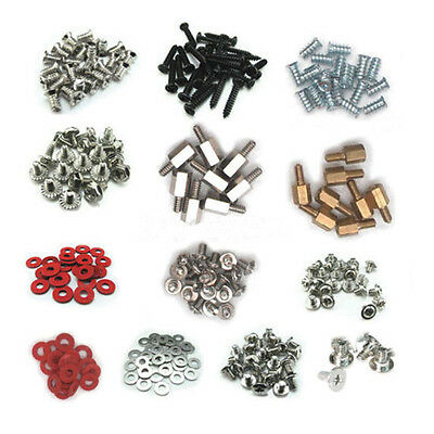 Computer Screws for Motherboard PC Case CD-ROM Hard disk Fan ScrewH&T