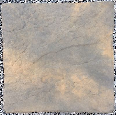 Concrete Patio Slabs 450 X 450 Blended Charcoal And Oatmeal