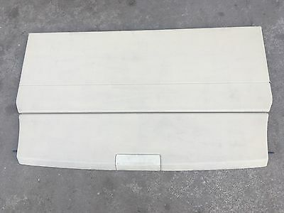 Range Rover L322 Vogue Cargo Cover Loadspace Folding Parcel Shelf Perchment
