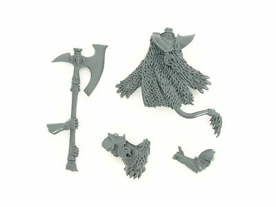 High Elf White Lions of Chrace - Torso E with Great Axe - *BITS*