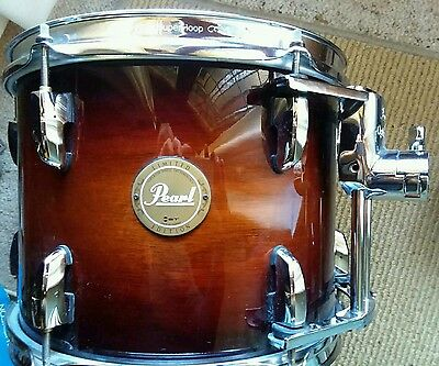 """Pearl limited edition African Mahogany 12 """" tom"""